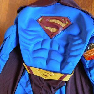 Costumes - NEW Child's Superman Muscle Costume - Sz. 8/10